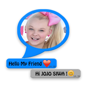 Chat JoJo Siwa Prank For PC (Windows & MAC)