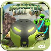 Game Monster Ball GO version 2015 APK