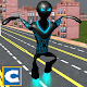 Flying Stickman Crime Hero