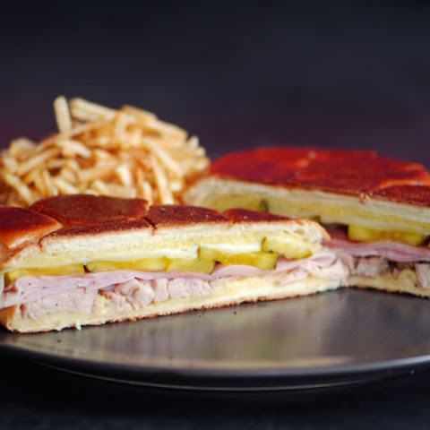 Cuban Medianoche Sandwich