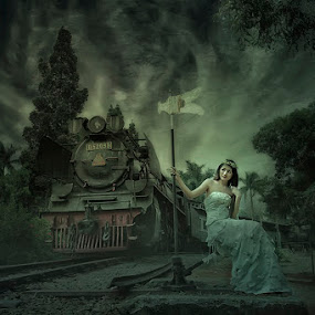 The Lonely Bride by Jeremy Farizky - Wedding Bride