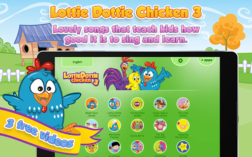Lottie Dottie Chicken APK for Bluestacks