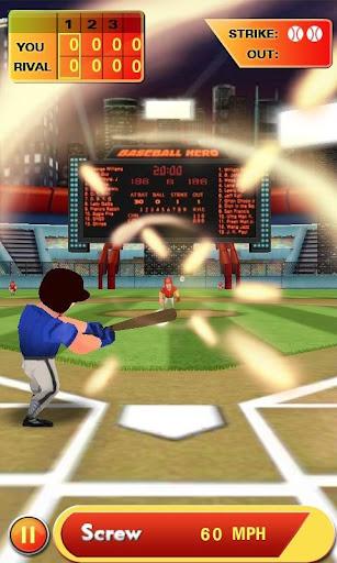 Baseball Hero screenshot 2