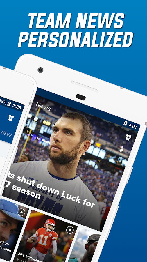 CBS Sports App - Scores, News, Stats & Watch Live  Poster