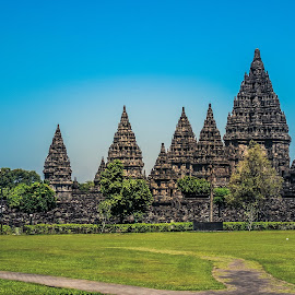 Immortal by Esza Adhitama - Buildings & Architecture Statues & Monuments ( temple, magnificent, good, landscape, building )