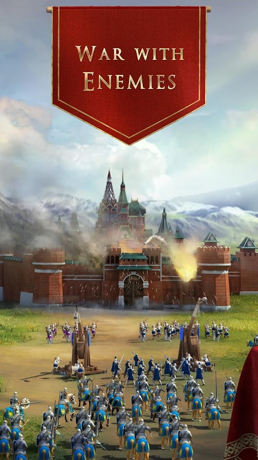 March of Empires Screenshot 9