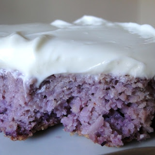 Purple Cake Recipes