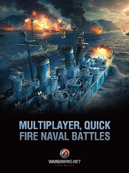 World Of Warships Blitz APK screenshot thumbnail 9