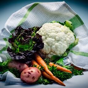 veggies by Keith Cook - Food & Drink Fruits & Vegetables ( pwcvegetables-dq,  )