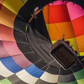 2016 Balloon Fiesta in Albuquerque by Victor Orazi - Transportation Other