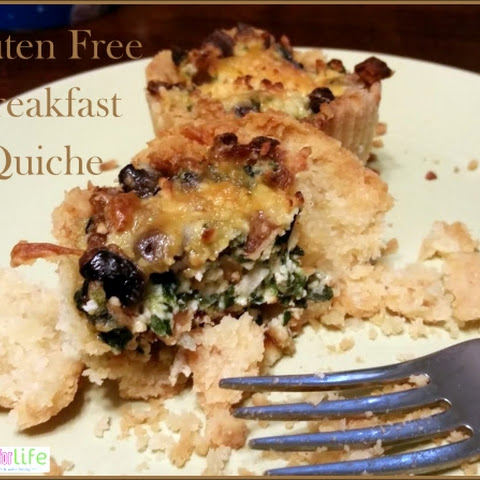 Gluten Free Breakfast Quiche