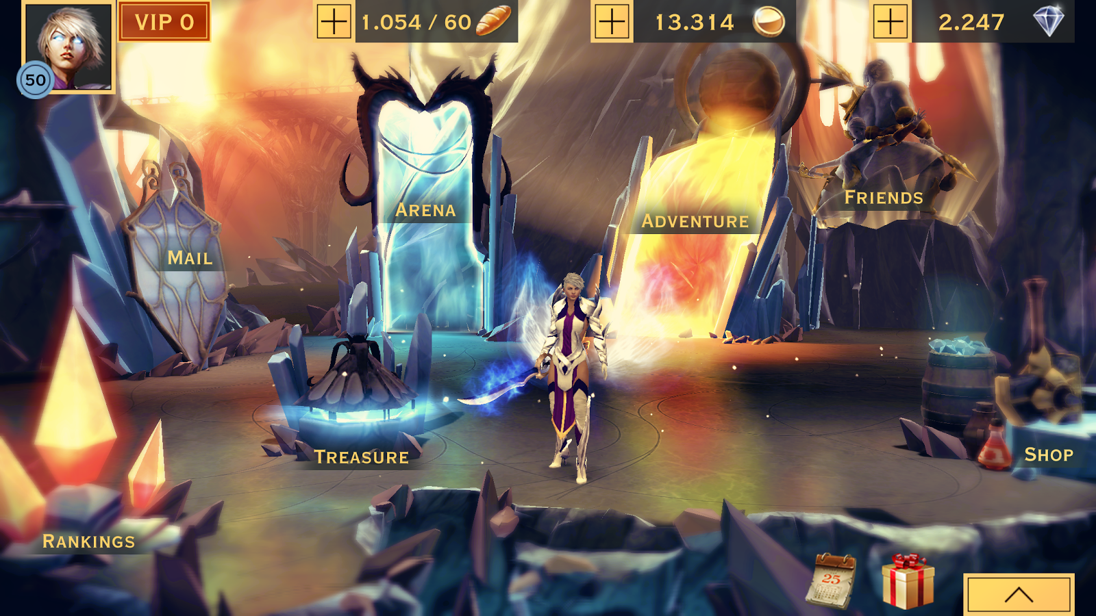 Sacred Legends Screenshot 5