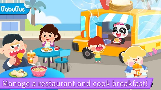 Baby Panda's Cooking Restaurant for pc