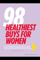Screenshot of Women's Health Australia