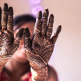 see by Somdev Sengupta - Wedding Bride