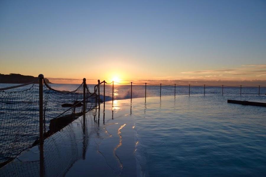 Sydney Sunrise  by Angela Taya - Novices Only Landscapes