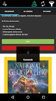 Screenshot of National Geographic España