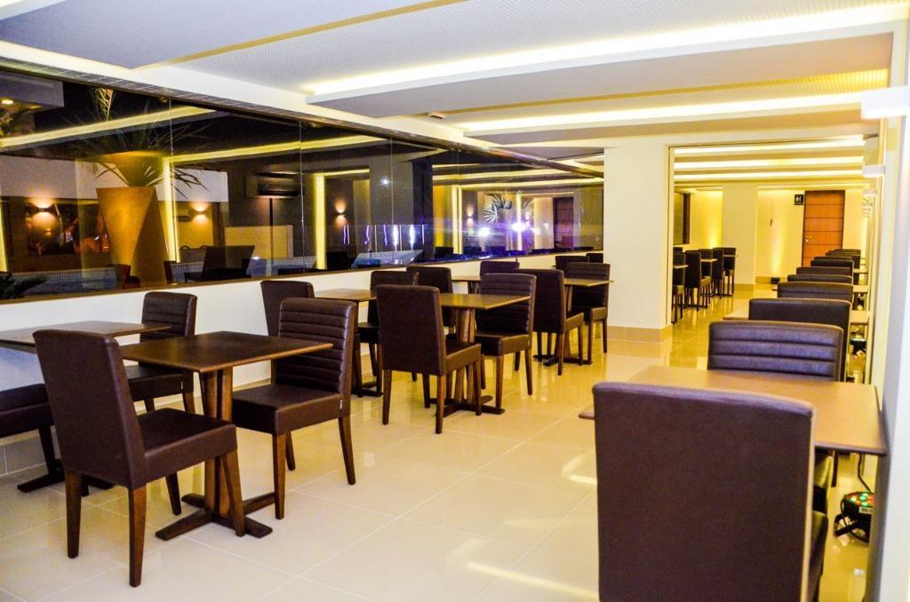 Apartamento com 1 dormitório à venda, 28 m² por R$ 280.000 - Cabo Branco - João Pessoa/PB