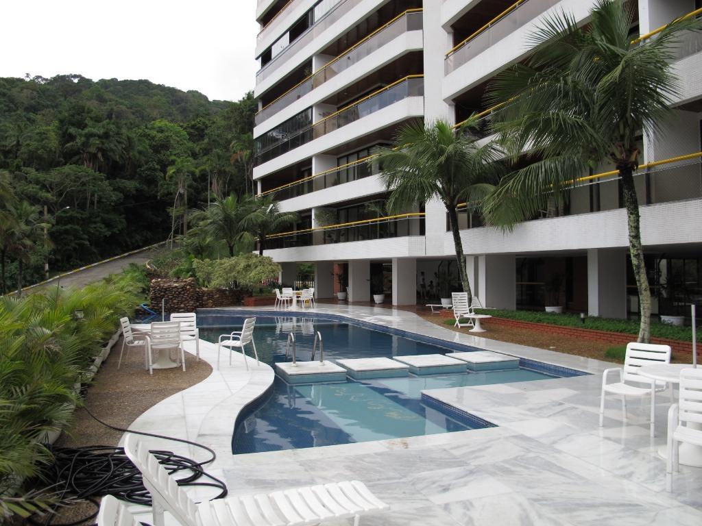 Guarujá-Apartamento com Vista pro Mar
