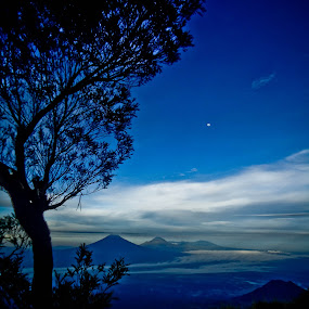 Merbabu Mountain by Hangga Pribadi - Landscapes Mountains & Hills