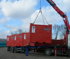Shipping Containers | For Hire | For Sale | Containental Ltd in Richmond, UK