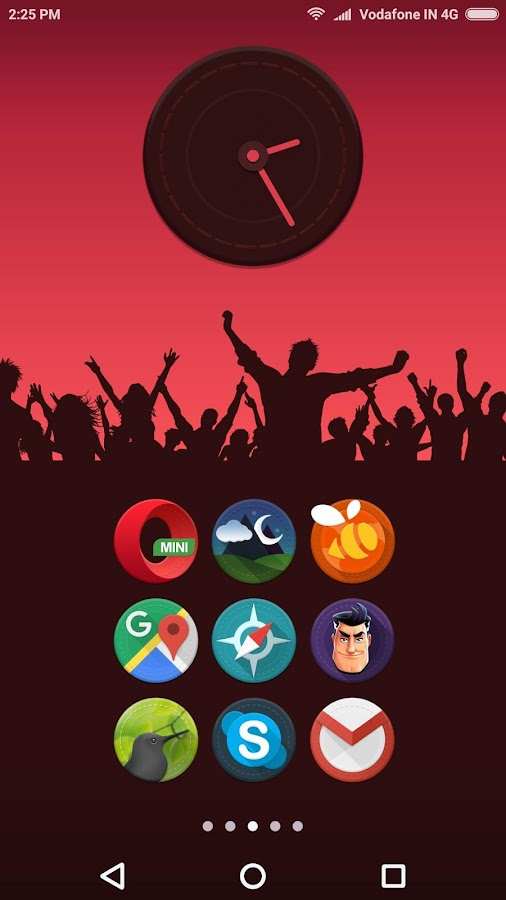 Elixir Icon Pack Screenshot 1