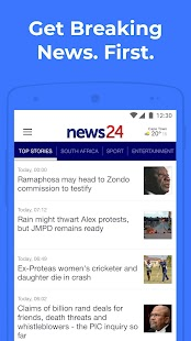 News24: Breaking News. First. for pc