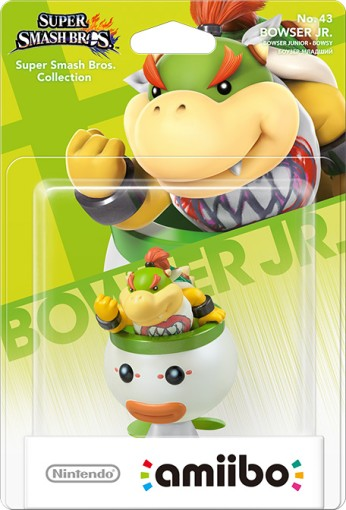 Bowser Jr. packaged (thumbnail) - Super Smash Bros. series