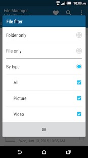 App HTC File Manager APK for Windows Phone