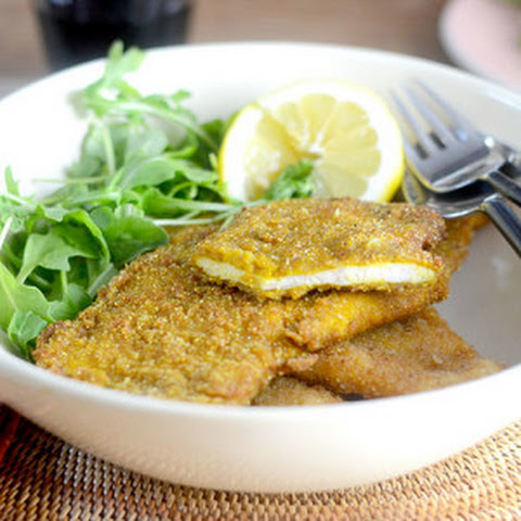 Chicken Curry Milanese