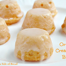 ORANGE CREAMSICLE BITES