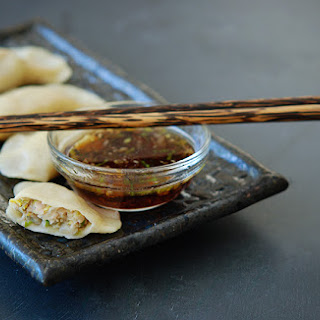 Boiled Chinese Dumplings