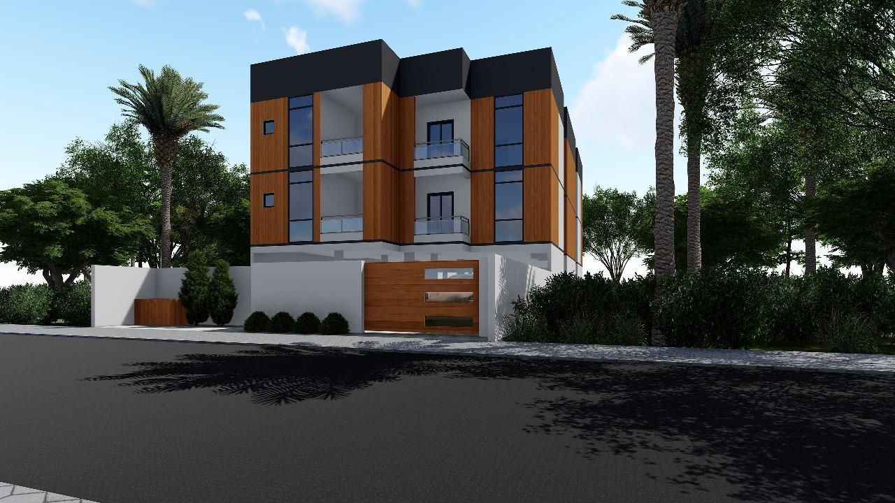 Apartamento com 2 dormitórios à venda, 48 m² por R$ 143.500 - Residencial Príncipe - Itapoá/SC