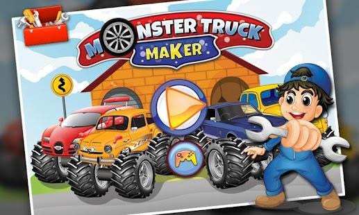game build 4x4 monster truck fix apk for kindle fire. Black Bedroom Furniture Sets. Home Design Ideas
