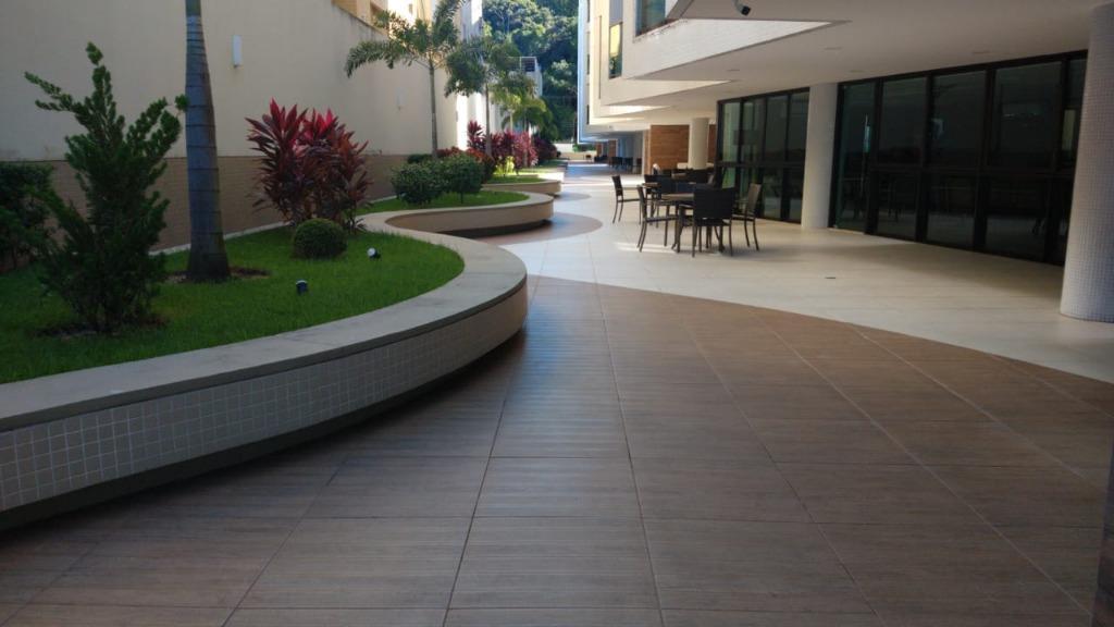 Cobertura com 2 dormitórios à venda, 146 m² por R$ 848.000 - Cabo Branco - João Pessoa/PB