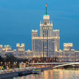 Moscow - A big sister by Antonello Madau - Buildings & Architecture Office Buildings & Hotels