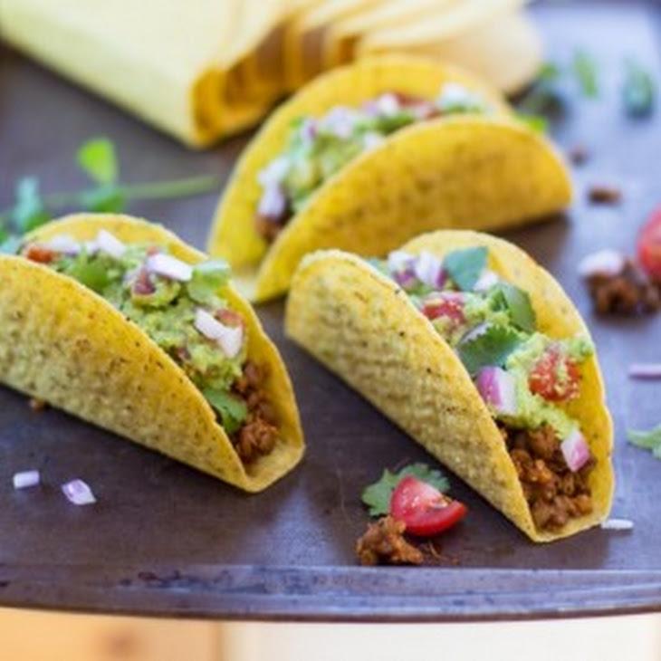 Easy Vegan Lentil Tacos Recipe | Yummly