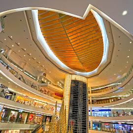 Senayan City Mall by Mulawardi Sutanto - Buildings & Architecture Architectural Detail ( building, senayan, jakarta, travel, city, mall )