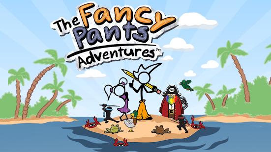 Game Fancy Pants Adventures apk for kindle fire