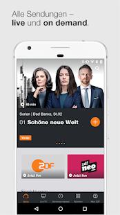ZDFmediathek & Live TV for pc