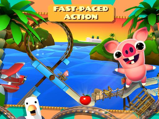 Bacon Escape screenshot 8
