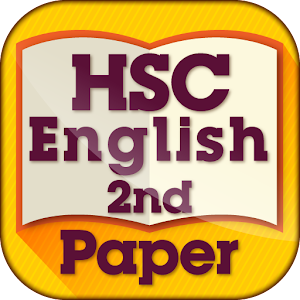 HSC English 2nd Paper Book