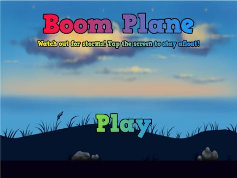 Boom Plane apk screenshot