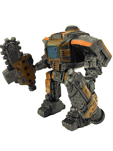 """Игрушка-робот серии """"Город Игр"""", желтый"""