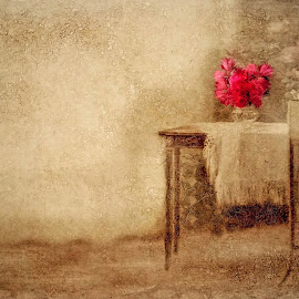 Flowers of the 19th century .... by Pete Schmit - Digital Art Places ( flowers )