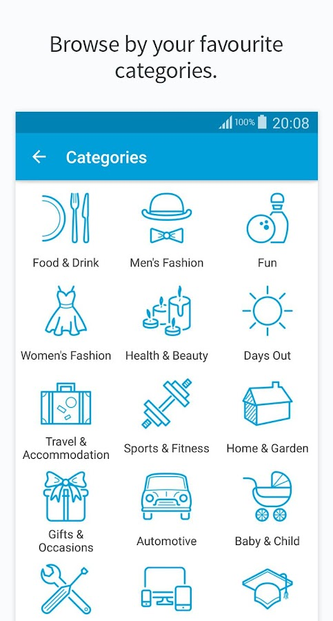vouchercloud: deals & offers Screenshot 4