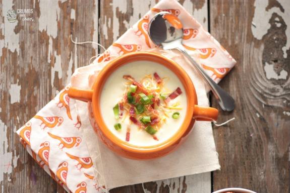 Perfect Potato Soup Recipe   Yummly