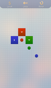 Squares Puzzle - screenshot