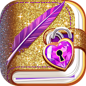 Dream Diary With A Secret Lock Password