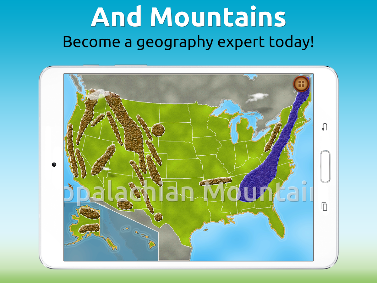 GeoExpert - USA Geography Screenshot 9